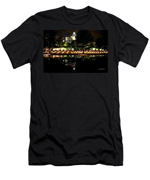 Murrah Building Memorial Men's T-Shirt (Athletic Fit)