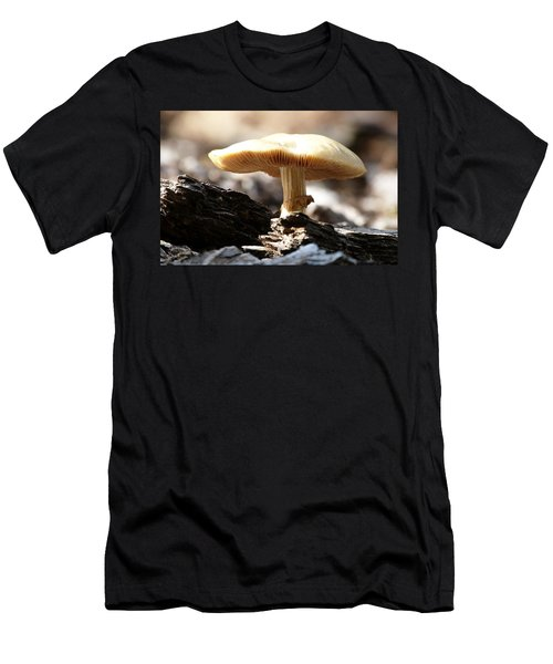 Mushroom Men's T-Shirt (Athletic Fit)