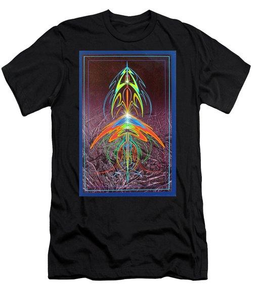 Music @ #11 Men's T-Shirt (Athletic Fit)