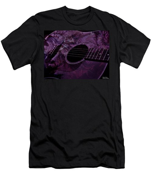 Music Of The Roses Men's T-Shirt (Athletic Fit)