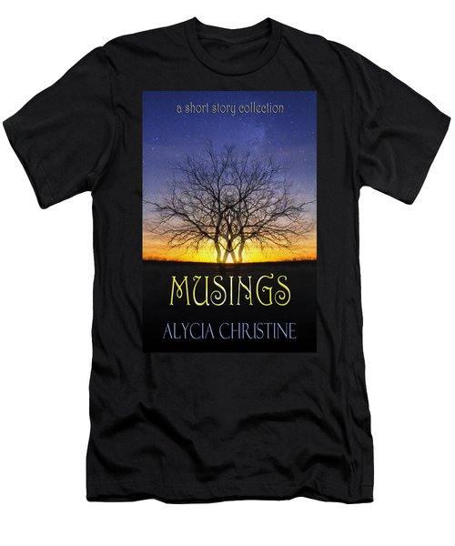 Musings Cover Men's T-Shirt (Athletic Fit)