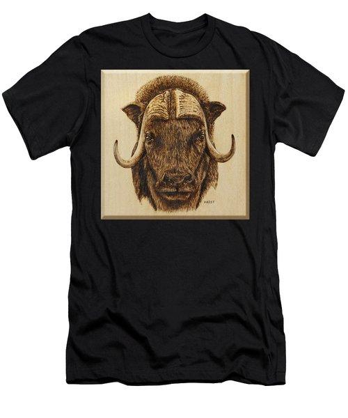 Muskox Men's T-Shirt (Athletic Fit)