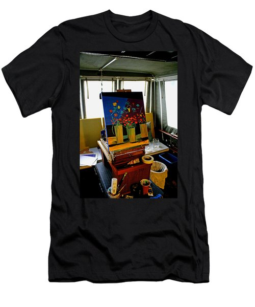 My Art Studio Men's T-Shirt (Athletic Fit)