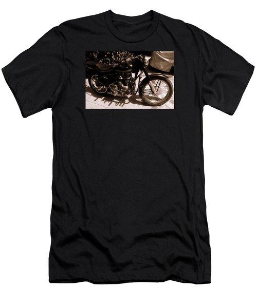 Royal Enfield Bullet 350 Men's T-Shirt (Athletic Fit)