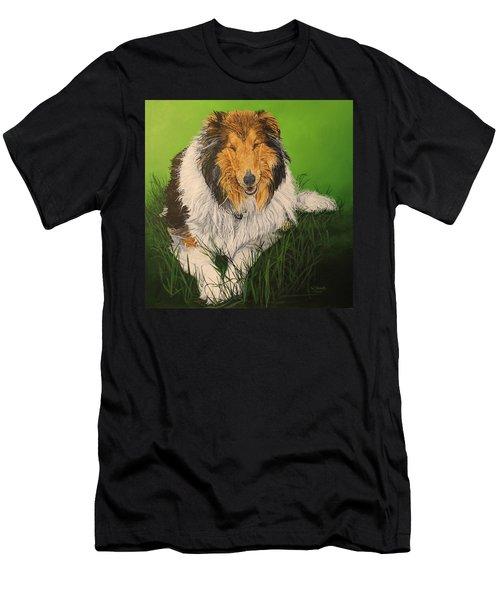 My Guardian  Men's T-Shirt (Athletic Fit)