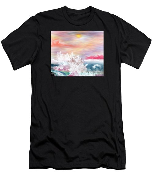 My Heaven Men's T-Shirt (Athletic Fit)