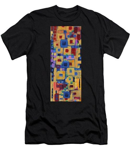 My Jazz N Blues 1 Men's T-Shirt (Athletic Fit)