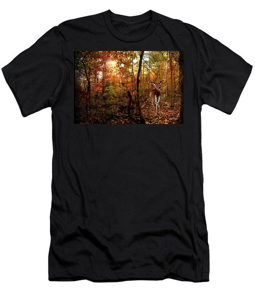 My Place Men's T-Shirt (Athletic Fit)