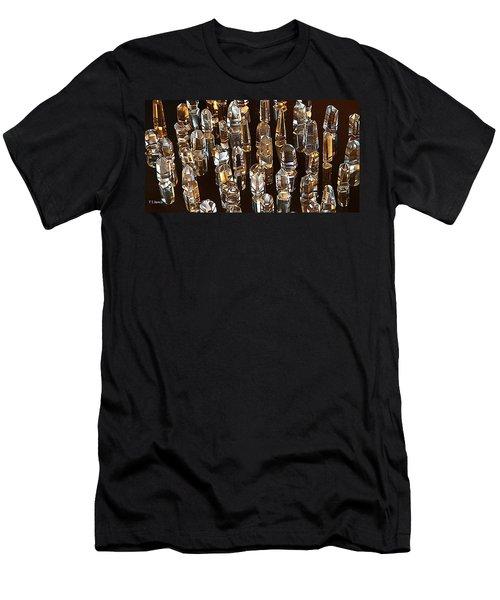 My Quartz Crystal Collection Men's T-Shirt (Athletic Fit)