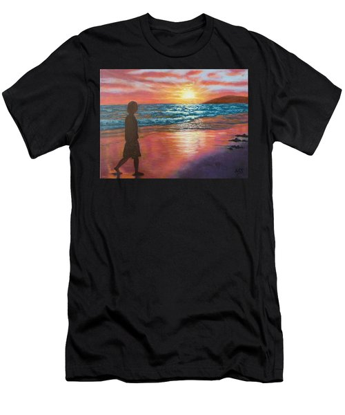 My Sonset Men's T-Shirt (Athletic Fit)