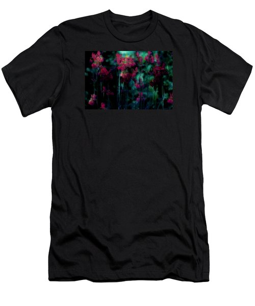 Mystic Dreamery Men's T-Shirt (Slim Fit) by The Art Of Marilyn Ridoutt-Greene