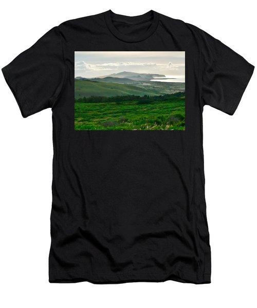 Mystic Morning Men's T-Shirt (Athletic Fit)
