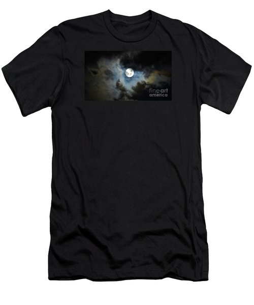 Mystical Clouds Men's T-Shirt (Athletic Fit)