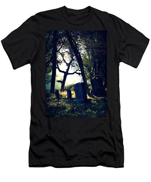 Men's T-Shirt (Slim Fit) featuring the photograph Mystical Fantasies by Melanie Lankford Photography