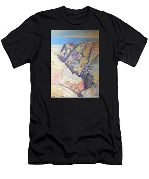 Nachal Darga Canyon Men's T-Shirt (Athletic Fit)