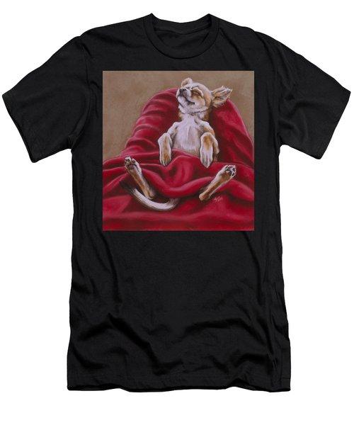 Nap Hard Men's T-Shirt (Athletic Fit)