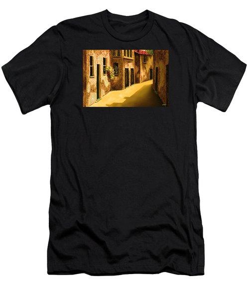 Narrow Street Men's T-Shirt (Athletic Fit)