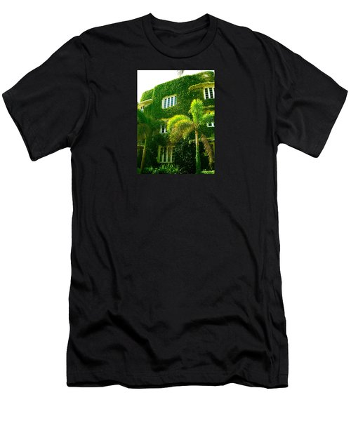 Natural Ivy House Men's T-Shirt (Athletic Fit)