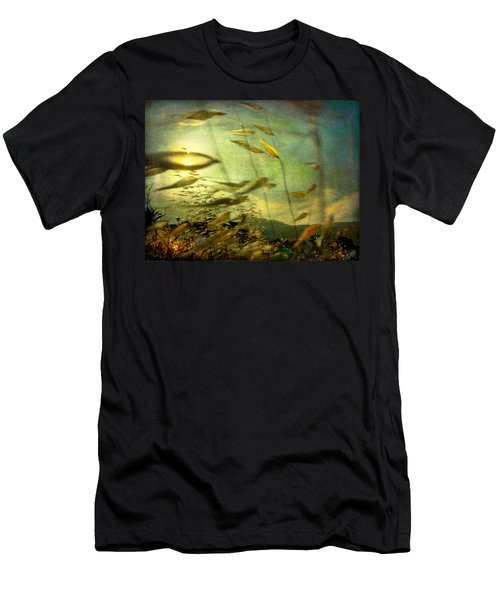 Nature #12. Strong Wind Men's T-Shirt (Athletic Fit)