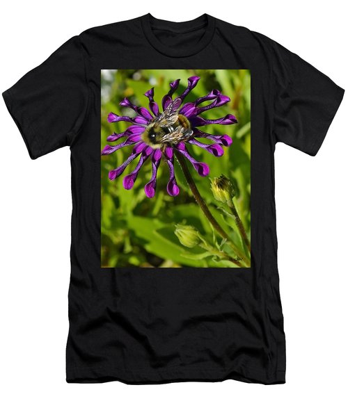 Nature At Work Men's T-Shirt (Athletic Fit)