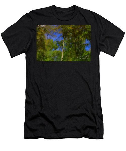 Nature Reflecting Men's T-Shirt (Athletic Fit)