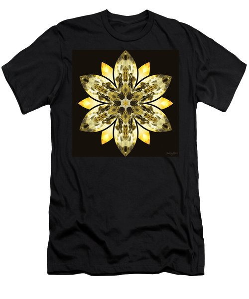 Nature's Mandala 57 Men's T-Shirt (Athletic Fit)