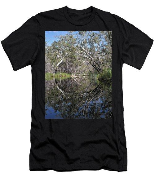 Natures Portal Men's T-Shirt (Athletic Fit)