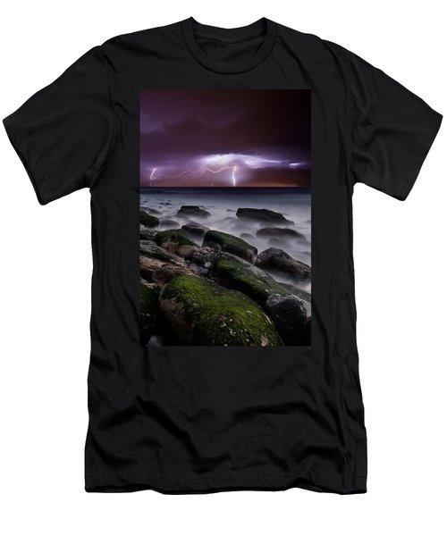 Nature's Splendor Men's T-Shirt (Slim Fit) by Jorge Maia