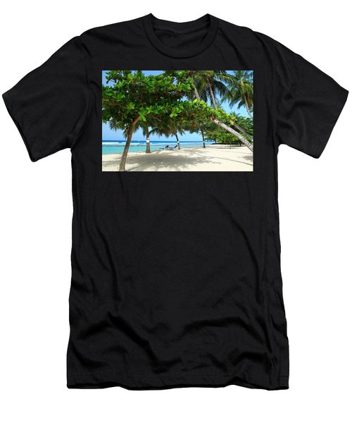 Natures Umbrella Tree Men's T-Shirt (Athletic Fit)