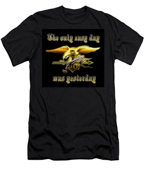 Navy Seals Men's T-Shirt (Athletic Fit)