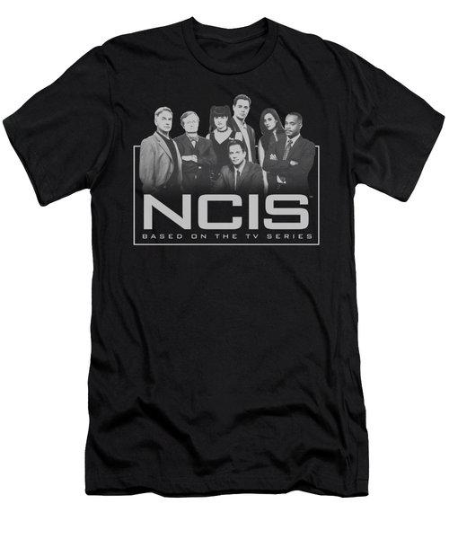 Ncis - The Gangs All Here Men's T-Shirt (Athletic Fit)