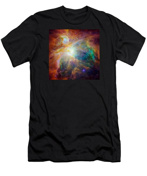 Chaos At The Heart Of Orion Men's T-Shirt (Slim Fit) by Nasa