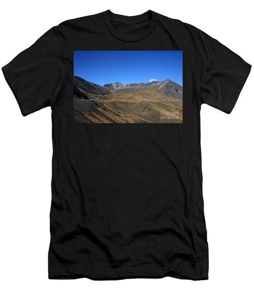 Nevado De Toluca Mexico Men's T-Shirt (Athletic Fit)