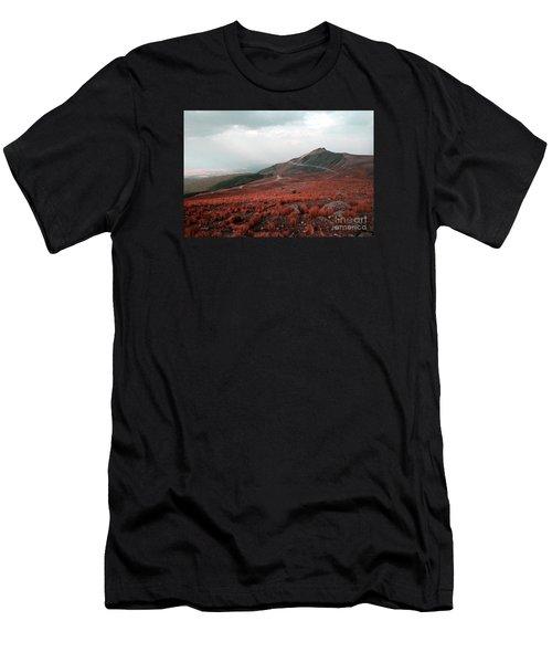 Nevado De Toluca Mexico II Men's T-Shirt (Athletic Fit)