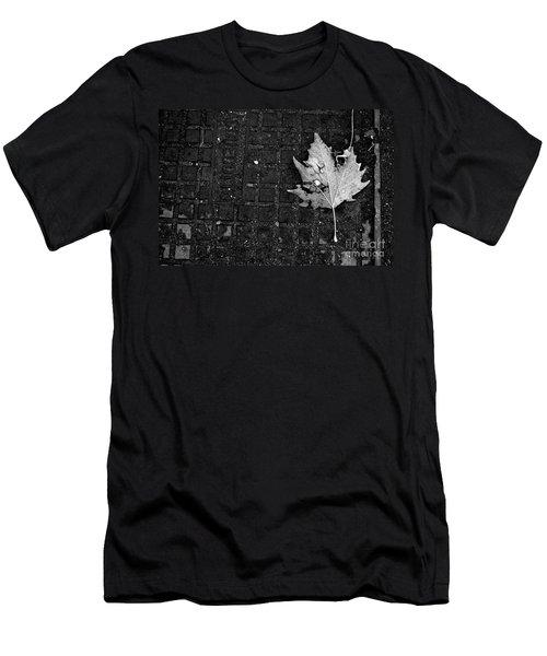 Never Let You Down Men's T-Shirt (Athletic Fit)