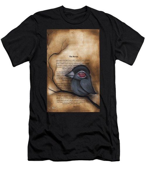 Nevermore #1 Men's T-Shirt (Athletic Fit)