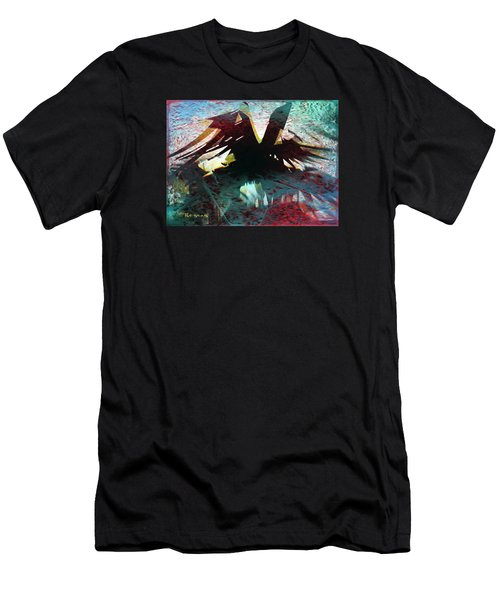 Men's T-Shirt (Slim Fit) featuring the photograph Nevermore by Sadie Reneau