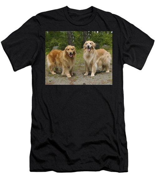 New Buddies Men's T-Shirt (Athletic Fit)