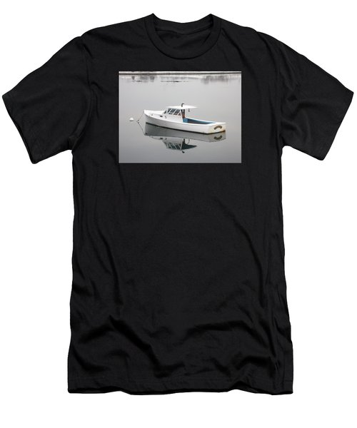 New Castle Bay Men's T-Shirt (Athletic Fit)