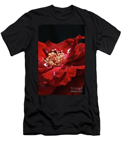 Men's T-Shirt (Slim Fit) featuring the photograph New Dream by Joy Watson