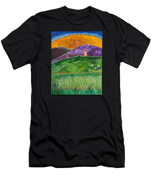 New Jerusalem Men's T-Shirt (Athletic Fit)