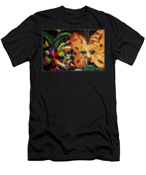 New Masks Men's T-Shirt (Athletic Fit)