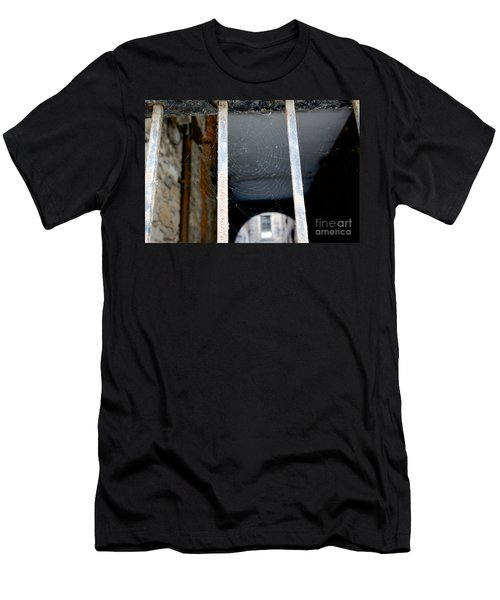 New Settlers On Our Rust Men's T-Shirt (Athletic Fit)