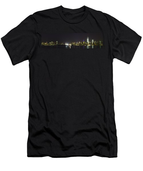 New York Harbor Men's T-Shirt (Athletic Fit)