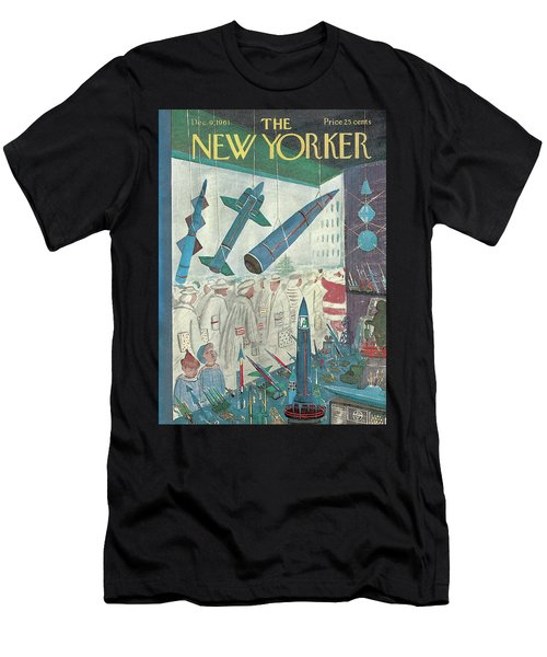 New Yorker December 9th, 1961 Men's T-Shirt (Athletic Fit)