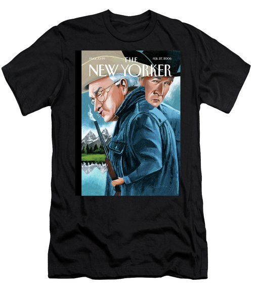 New Yorker February 27th, 2006 Men's T-Shirt (Athletic Fit)