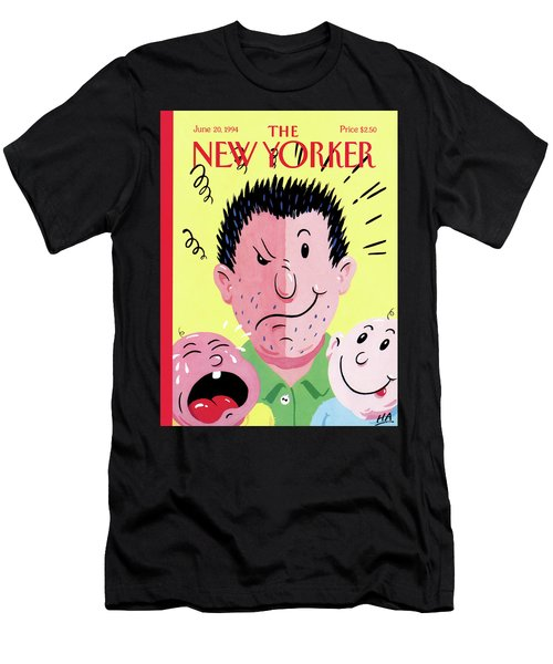 New Yorker June 20th, 1994 Men's T-Shirt (Athletic Fit)