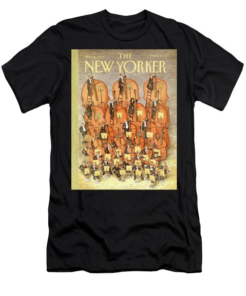 New Yorker March 6th, 1989 Men's T-Shirt (Athletic Fit)