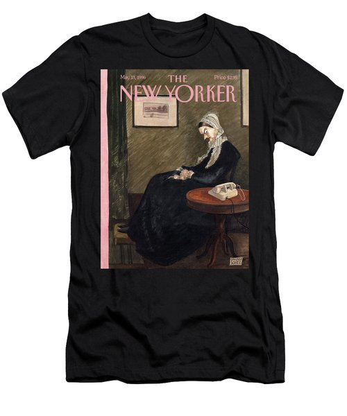 New Yorker May 13th, 1996 Men's T-Shirt (Athletic Fit)