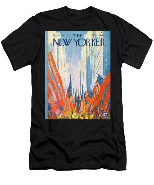 New Yorker May 29th, 1965 Men's T-Shirt (Athletic Fit)